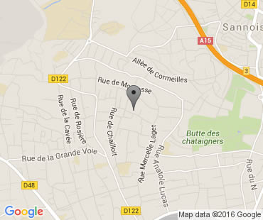 44 rue Martin Fontaine 95100 Argenteuil